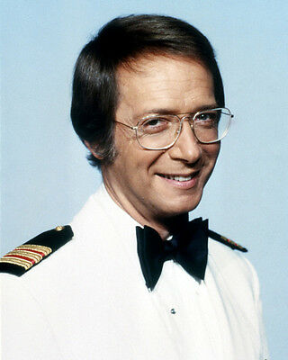 The Love Boat Bernie Kopell As Dr Adam Bricker 8X10 Photo