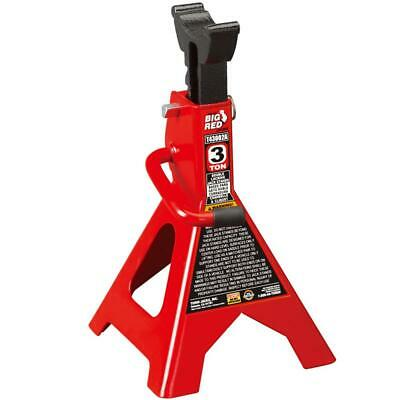 Torin T43002A 3-Ton 11-5/8 - 16-3/4-Inch Steel Double Lock Jack Stands