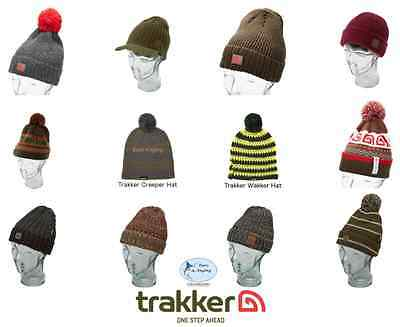 Trakker Carp Fishing Beanie Hats & Hats - All Styles