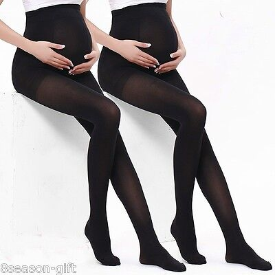 HX Adjustable Cotton High Elastic Maternity Plus Size Leggings Pregnant Pants