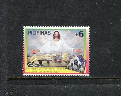 Philippines 2951, MNH 2005,Seventh-Day Adventist Church Centenary