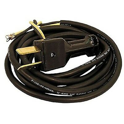 EZGO Crow Foot DC Charger Cord with Plug | Electric 36 Volt Golf Cart New