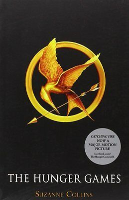 The Hunger Games (Trilogy Book one 1) - by Suzanne Collins (Paperback, 2011)