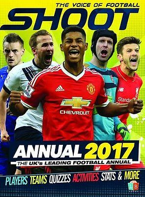 Shoot Official Annual 2017 (2017 Annuals) - Little Brother Books Hardcover, 2016