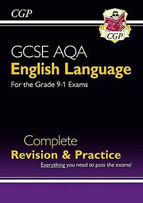 New GCSE English Language AQA Complete Revision & Practice - Grade 9-1 Course
