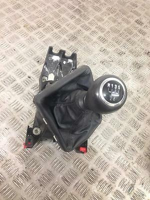 2008 1.8 Z18Xer Vauxhall Vectra C Gear Knob Gearstick And Assembly 55557631 Kx