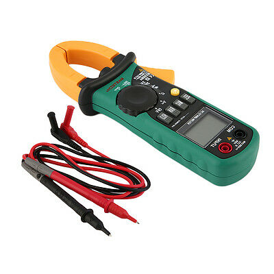 New Digital Clamp Meter Current AC/DC Voltage Tester for MASTECH MS2008A UR