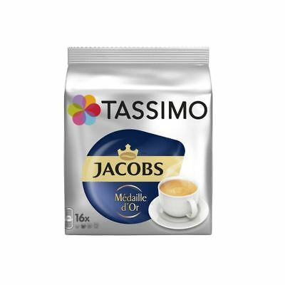 Tassimo Jacobs Medaille D'Or (16 servings)
