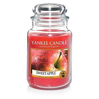 Yankee Candle Large Jar Scented Candle - Sweet Apple