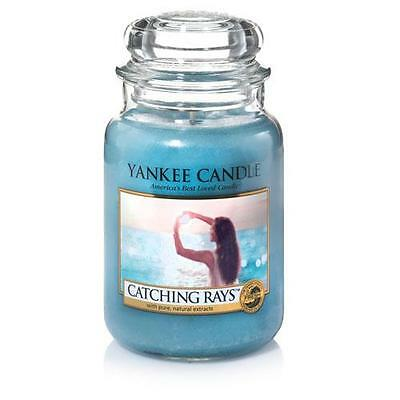 Yankee Candle Large Jar Scented Candle - Catching Rays
