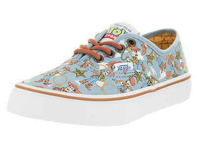 Vans Kids Authentic (Toy Story) Skate Shoe
