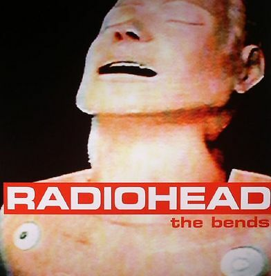 RADIOHEAD - The Bends - Vinyl (LP)