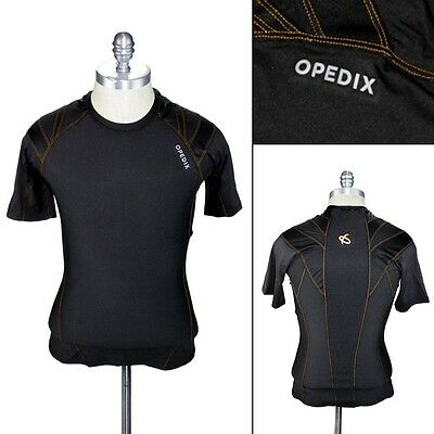 New OPEDIX by ALIGNMED Mens Crew Neck Lightweight Compression Posture Shirt NWT!