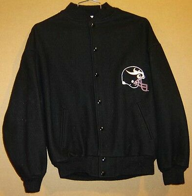 Rhein Fire - Nfl Europe Authentic Team Issued Jacket