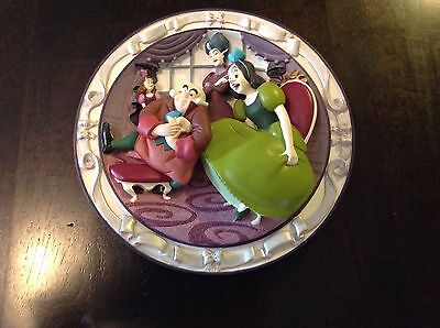 Disney 3D Cinderella Collectable Plate (I'll make it fit)
