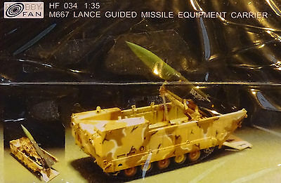 HOBBY FAN® HF034 M667 Lance Guided Missile Equipment Carrier in 1:35
