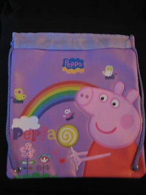 Peppa Pig Gym Bag / Trainer Bag  - Brand  New