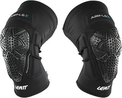 Leatt 3DF AirFlex Pro Knee Guards - Motocross Dirtbike Offroad