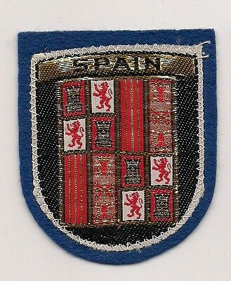 Souvenir Patch - Country Of Spain