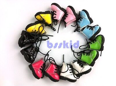 D02 Blythe Lati Yellow Doll 7 pairs Shoes Boots Ankle Secretdoll Person 21