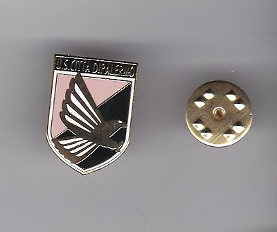 Palermo ( Italy ) - lapel badge butterfly fitting