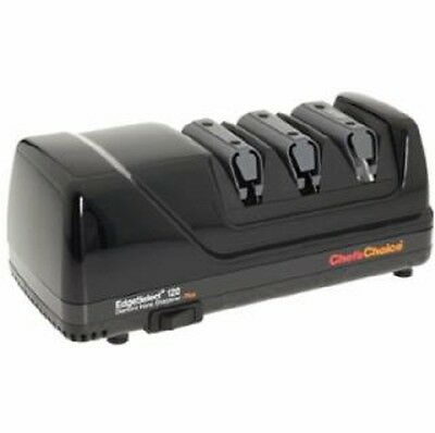 Chef's Choice 120 Black Electric Knife Sharpener New In Box Great Sale Price