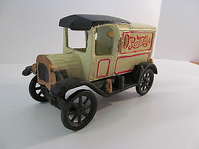 Vintage Style Reproduction Pepsi Cola Truck Cast Iron HEAVY