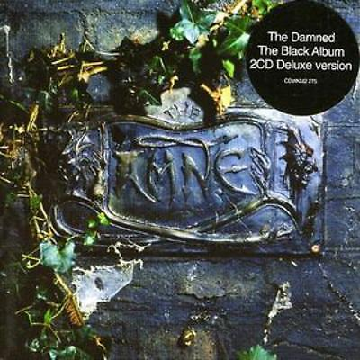 Damned The Black Album, the [deluxe Edition] CD NEW