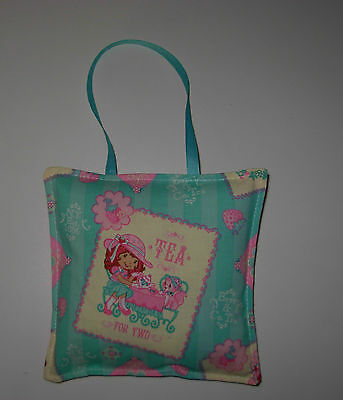 Tooth Fairy  Pillow - Strawberry Shortcake - Tea For Two