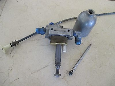 Cessna Gascolator, Fuel Strainer Pull Cable, Number 2