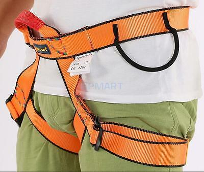Harness Seat Belt Sitting Bust Belt for Rock Tree Climbing Rappelling Rescue