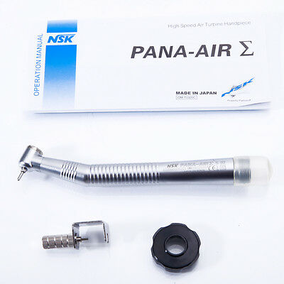 Pro Dental NSK Pana High Speed 2 Hole Air Turbine Handpiece Kit Cartridge Rotor