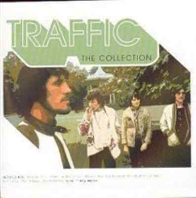 Traffic-The Collection  CD NEW