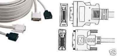 Pioneer PDA-H01 Plasma TV System Cables 3m (1 Year Warranty) New