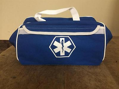 Emt Ems Medical First Aid Responder Medic Trauma Bandage Paramedic Bag Ms10237