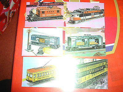 Lionel Greatest trains Omnichrome chase set
