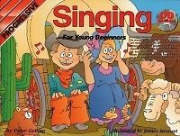 PROGRESSIVE SINGING FOR YOUNG BEGINNERS Book & CD*