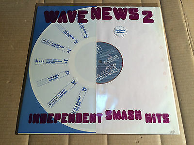 V/a - Wave News 2 - Independent Smash Hits - Lp - Coloured Vinyl