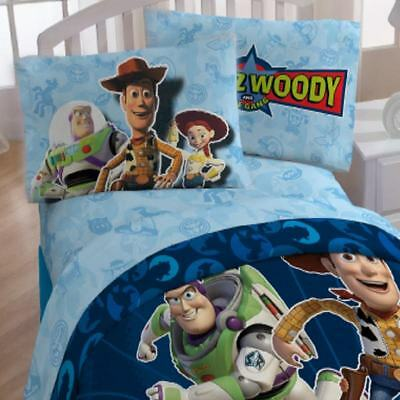 Toy Story 3 Don't Toy With Us  Single Twin Sheet 3 Pcs Set Official Licensed