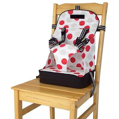 Polar Gear Babies/Childs Travel Booster Seat for Dining Chair Table