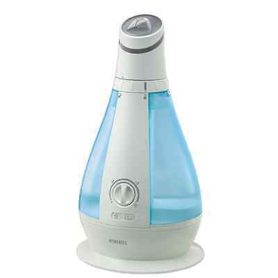 Homedics Cool Mist Ultrasonic Humidifier Cleaner Fresher Air Ideal For Kids Room