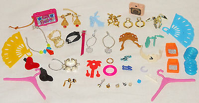 LOT Barbie Disney Mickey Mouse Bands Video Games Superstar Jewelry Cameras Fans!