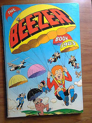The Beezer Book 1983, kids' annual. unclipped