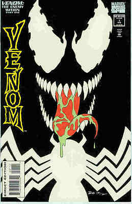 Venom: The Enemy Within # 1 (of 3) (glow-in-the-dark cover) (USA, 1994)