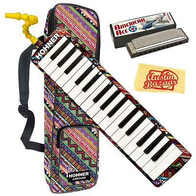 Hohner Airboard 32 Melodica w/ Harmonica