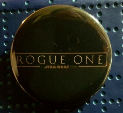 Rogue One: a Star Wars Story Pinback Button