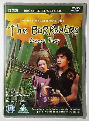 The Borrowers - Series 2 (DVD, 2004) BRAND NEW & SEALED