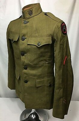 Original WWI US 3rd Army Soldiers Tunic
