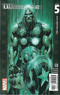The Ultimates 2 #5 (2005) Marvel Comics V/f