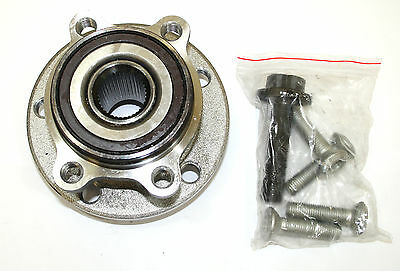 Audi A3, S3, Tt Wheel Bearing Hub Kit Front With 5 A Year Warranty